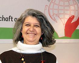 Mariléa Damasio, Generalsekretärin der WBCA