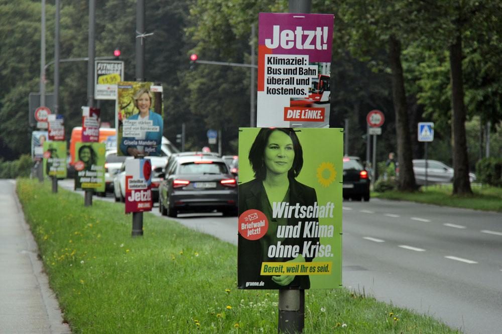 Wählen bedeutet Demokratie und Gesellschaft mitgestalten